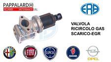 VALVOLA RICIRCOLO GAS-SCARICO EGR 46823850 - 555034A ALFA ROMEO 147