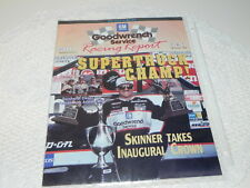 GM Goodwrench Service Racing Report December 1995