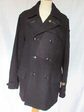 manteau g star laine noire taille L