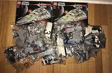Lego Star Wars 6211 Imperial Destroyer (Sealed bags/See posting)
