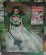 Barbie Scarlett O'Hara Gone with the Wind Barbecue Dress