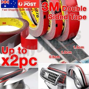 Vehicle 3M Strong Permanent Double Sided Super Sticky Versatile Roll Tape Craft