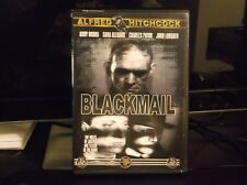 BLACKMAIL ALFRED HITCHCOCK-IN MINT CONDITION