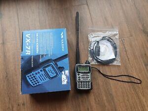 Yaesu VX-7R Dual Receive, 50/144/430 MHz plus wide-band receive