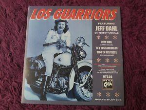 "Los Guarriors Featuring Jeff Dahl – City Kids Vinyl 7"" Single 1997 Spain NT036"