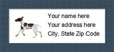 """German Shorthaired Pointer Rtn Add Labels  - Personalized """"BUY 3 GET ONE FREE"""""""