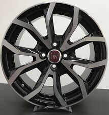 """Alloy wheels Fiat Grande Punto and point Ages from 16"""" Offer ESSE TWO-COLOURED"""
