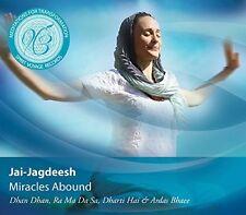 Jai-Jagdeesh - Miracles Abound [New CD] Digipack Packaging