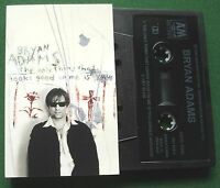 Bryan Adams The Only Thing That Looks Good on Me Cassette Tape Single - TESTED