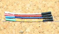 New50s/lot lead wire for SHURE Ortofon cartridge headshell gramophone turntable