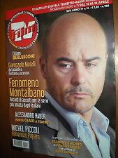 TV MOVIE. Luca Zingaretti, Giampaolo Morelli, Alessandro Haber, dfrcv