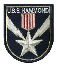 Stargate Universe USS HAMMOND patch Uniform Aufnäher replica prop