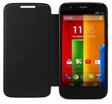 Motorola Flip Shell for Moto G - Retail Packaging - Black