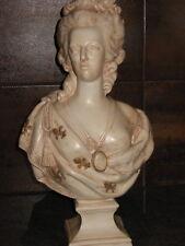 Buste de Marie Antoinette *
