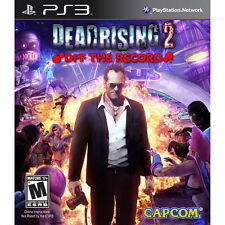 PS3 Dead Rising 2: Off the Record Original Replacement Case--NO GAME INCLUDED