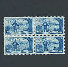 1953 Future Farmers of America - Vintage Mint Set of 4 Stamps 65 Years Old!