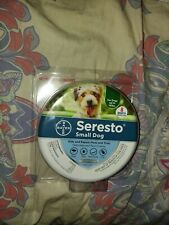 New listing Seresto Flea Collars for Small Dogs Completely Safe Odorless Pest Protection