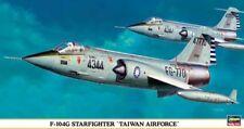 1/48 Hasegawa F-104G Starfighter Taiwan Airforce #09365