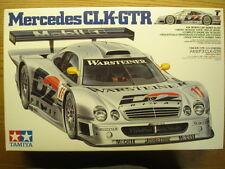 "Tamiya 1:24 Scale Mercedes CLK-GTR ""Warsteiner"" ""D2"" Model Kit New In Box"