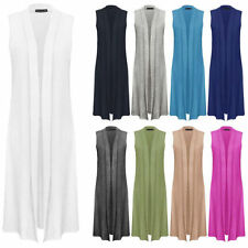 Patternless Summer Long Jumpers & Cardigans for Women