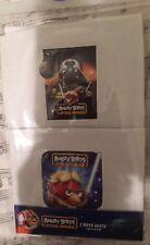 Nuevo chicos blancos Angry Birds Star Wars Chalecos Algodón 5 - 6 años 1 Pack 2 chalecos