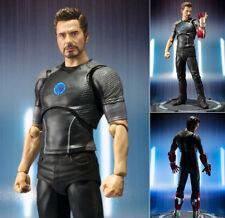 Marvel Iron Man Tony Stark Avengers SHF S.H.Figuarts Figuren Figur Anime Manga