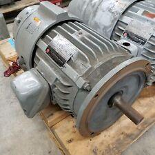 Us Motor G47460z10z226r190f 3hp 1177rpm Frame 215dy Motor With Brake Used