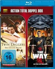 Action Total BD: Twin Daggers / The Way [Blu-ray]  FSK 16