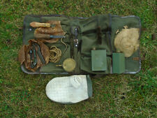 Werkzeug Tool bag with Tools for German Wehrmacht für MG42 MG34 Toolkit Cleaning