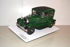 Entex (made in Japan) 1/16. Ford Model A 1931. Réf. K9014. Maquette montée.