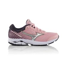 Mizuno Wave Rider 22 Women's Running Shoe - Pink/Silver/Graphite