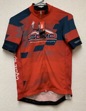 Mens Specialized SL Pro ShortSleeve Jersey (L) Red+Black