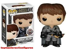 FUNKO POP 2014 GAME OF THRONES RAMSAY BOLTON #37 GAME STOP EXCLUSIVE IN STOCK