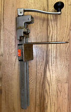 Edlund Model No. 1 Can Opener Commercial Hotel and Restaurant Size