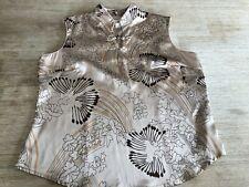 Ladies Liz Jordon Silky Blouse, Size XL