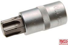 """BGS Tools 1/2"""" Bit Socket Torx T-Star T70 x 55mm 4379"""