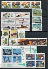 BRAZIL 1988-90 MNH Lot Stamps & Sheet 26 Items