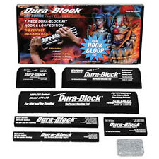 Dura-Block 7pc. Hook and Loop Sanding Kit AF44HL