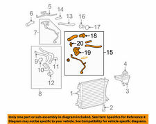 OEM Ford Mustang Radiator Thermostat 07-12 AR3Z-8A586-B
