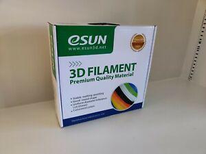 eSun PETG 3.00mm Orange 3d Printing Filament