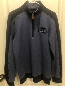 Yellowstone National Park quarter zip sweater
