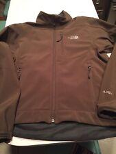 north face jacket Apex S Brown Shell Coat Ski