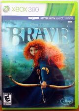 Xbox 360 Game - Disney's Pixar : Brave