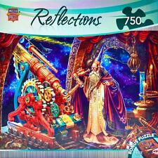 MASTERPIECES REFLECTIONS PUZZLE THE ASTRONOMER MILES PINKNEY 750 PCS #31611