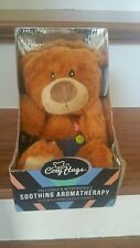 Cozy Hugs Soothing Beanbag Plush Aromatherapy Bear Freezable Microwavable NEW