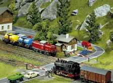 More details for faller 282730 level crossing with gatekeepers lodge kit ii