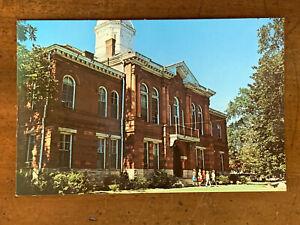 Alabama, AL, Livingston, Sumter County Courthouse, ca 1970