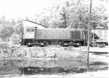 7AA679 1970s RP VIRGINIA POCAHONTAS ISLAND CREEK COAL LOCOMOTIVE MINE #3 VA
