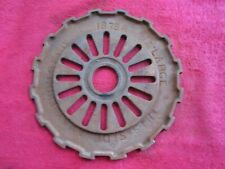 VINTAGE IH INTERNATIONAL CAST IRON 1979A PLANTER SEED PLATES RINGS