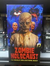 Zombie Holocaust Collector's Poster Bust 1/4 Scale By Trick Or Treat Studios New